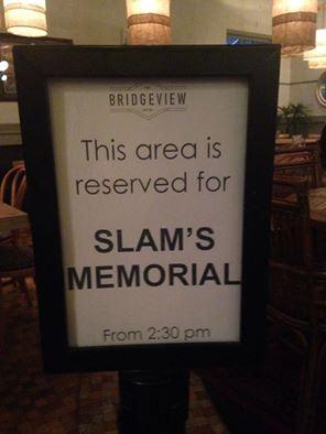 Remembering Steve McQueen, aka Slam (2/2)
